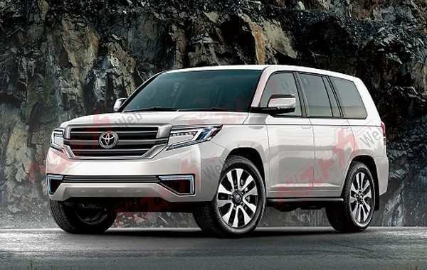 83 Best Toyota Land Cruiser Redesign 2020 Images