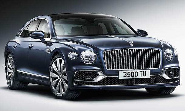 83 New 2019 Bentley Flying Spur Style