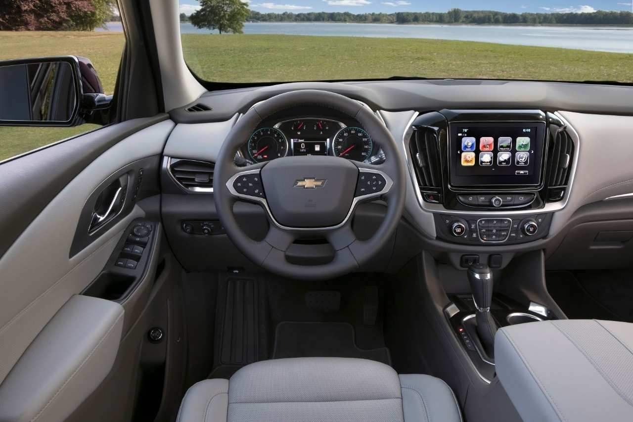 83 New 2019 Chevrolet Traverses Pictures
