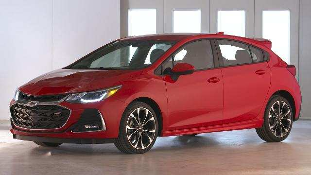 83 New 2019 Chevy Cruze Redesign And Review
