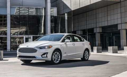 83 New 2019 Ford Fusion Energi Price