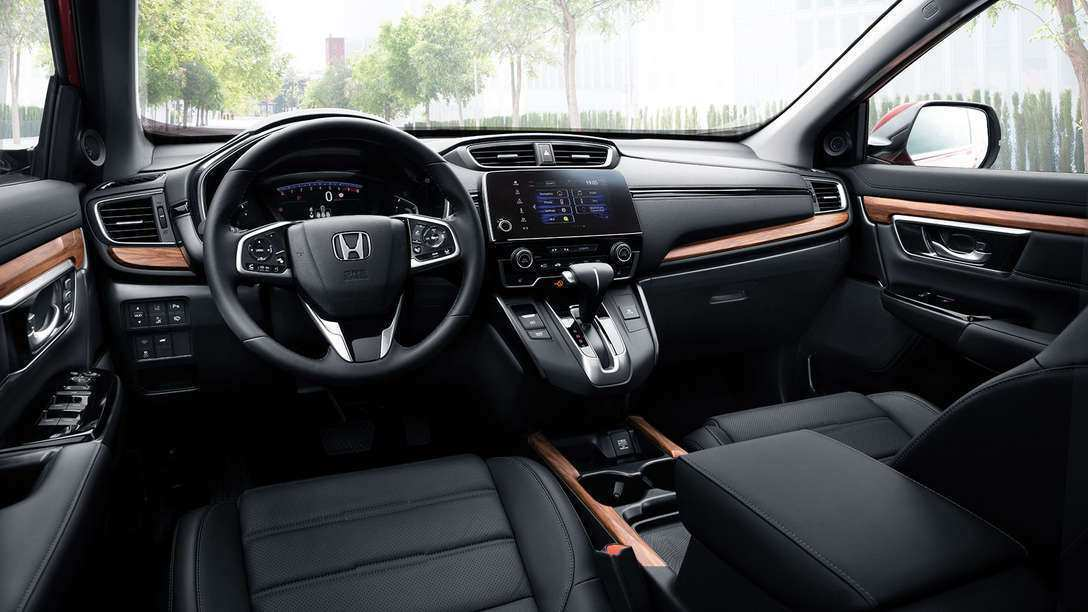 83 New 2019 Honda CR V Interior