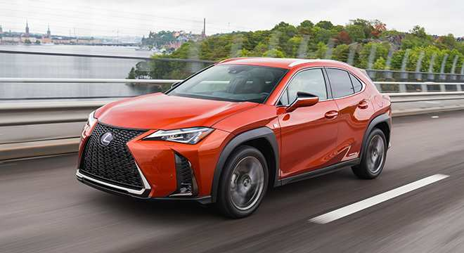 83 New 2019 Lexus Ux Price Canada Specs And Review