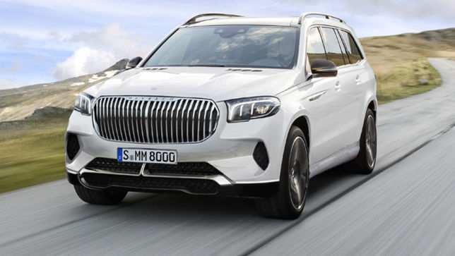 83 New 2019 Mercedes GLS Pictures