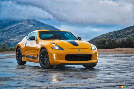 83 New 2019 Nissan 370Z Nismo First Drive