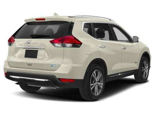 83 New 2019 Nissan Rogue Hybrid Review And Release Date