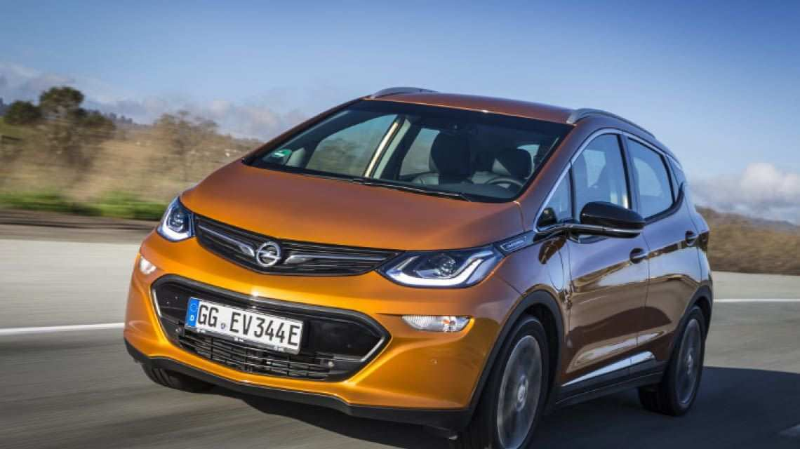 83 New 2019 Opel Ampera Research New