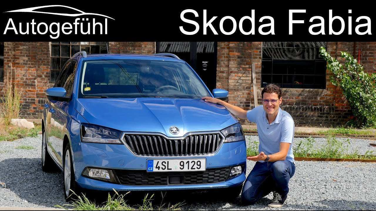 83 New 2019 Skoda Roomster Price Design And Review