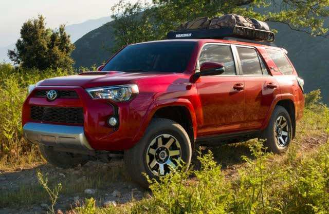 83 New 2019 Toyota 4Runner New Model And Performance