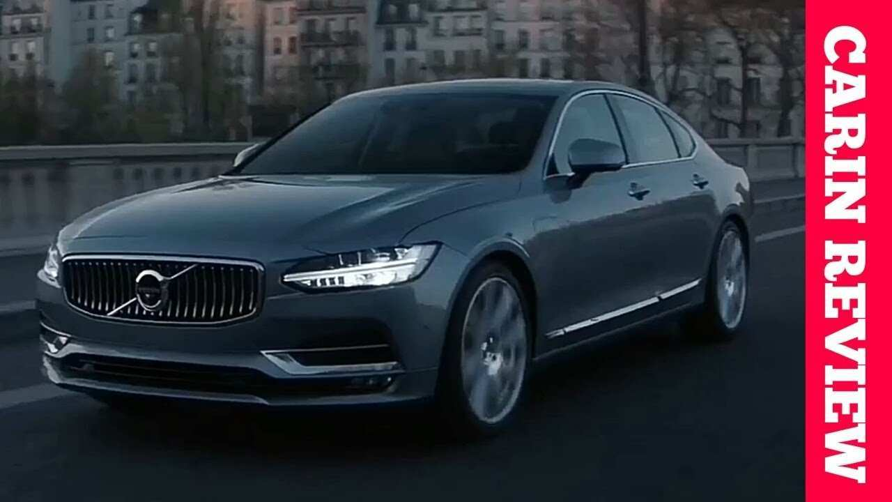 83 New 2019 Volvo S90 Review