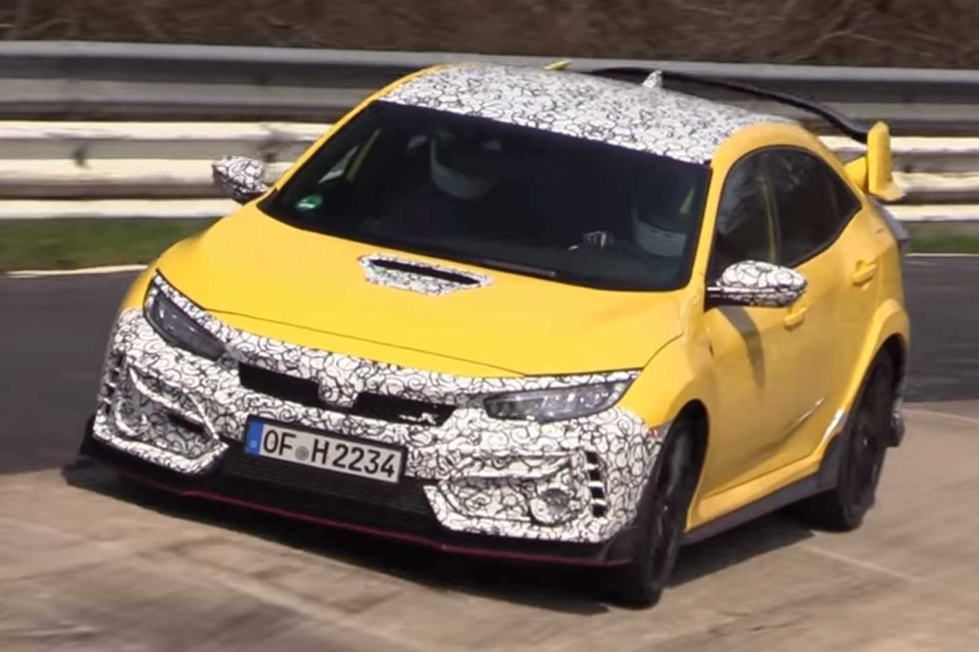 83 New 2020 Honda Civic Type R Overview