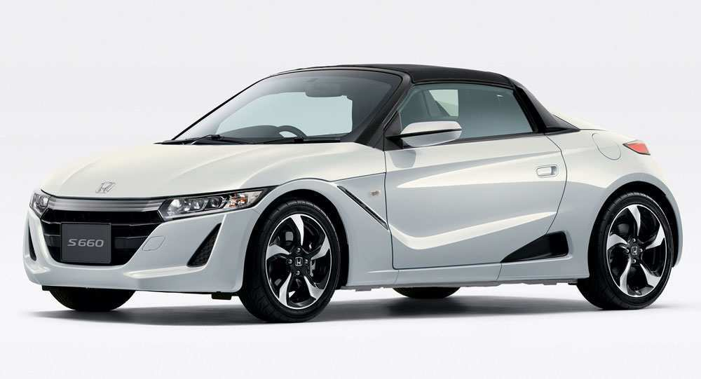 83 New 2020 Honda S660 Performance And New Engine