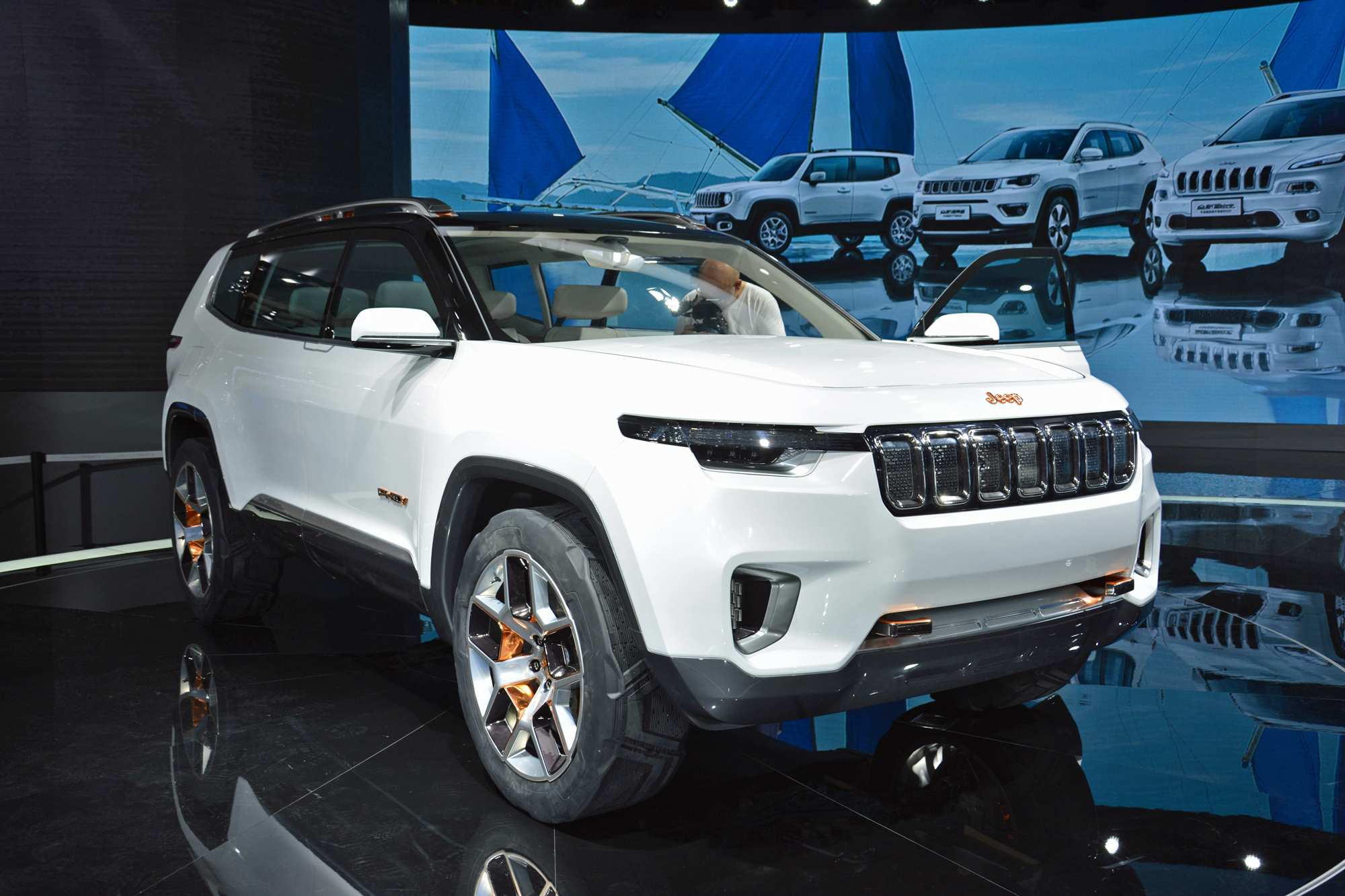 83 New 2020 Jeep Grand Cherokee Images