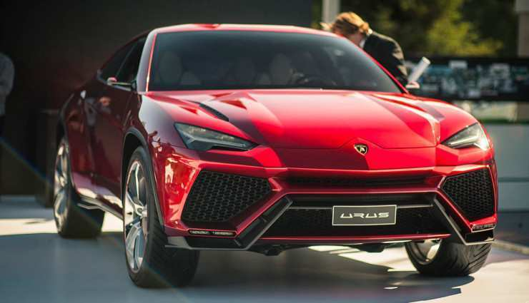 83 New 2020 Lamborghini Urus Spesification