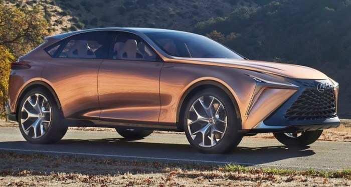 83 New 2020 Lexus Rx Hybrid Release Date and Concept