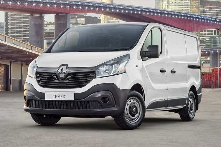 83 New 2020 Renault Trafic Release