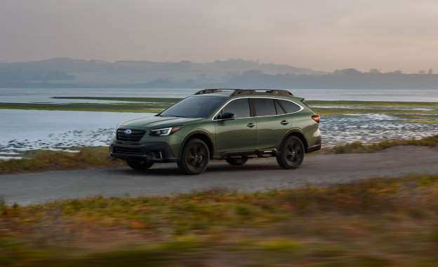 83 New 2020 Subaru Outback Wallpaper
