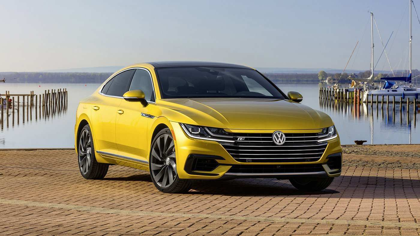 83 New Arteon Vw 2019 New Model And Performance