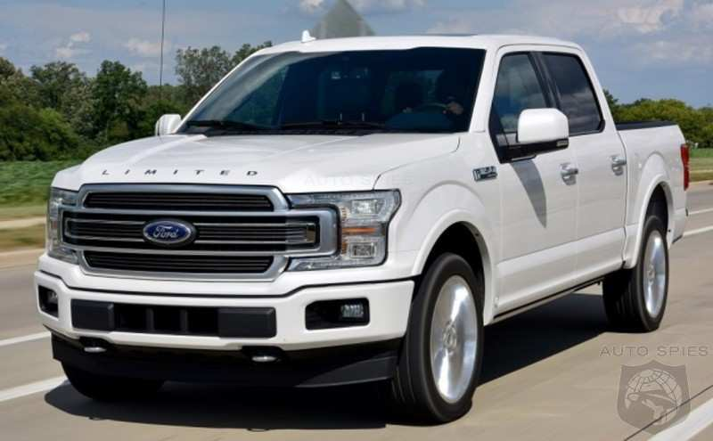 83 New Ford Pickup 2020 Images