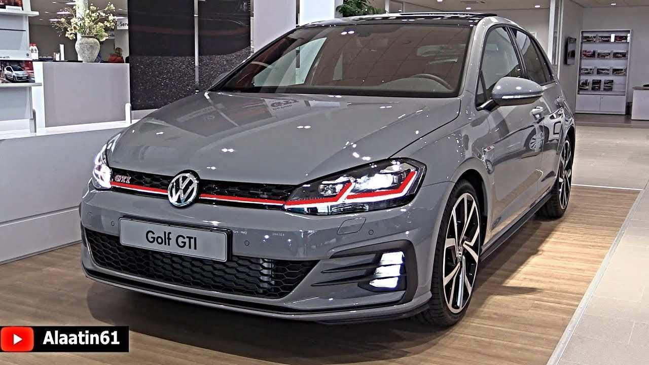 83 New Golf Vw 2019 Pictures