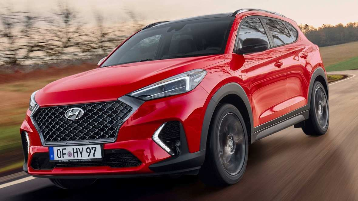 83 New Hyundai New Tucson 2020 Reviews