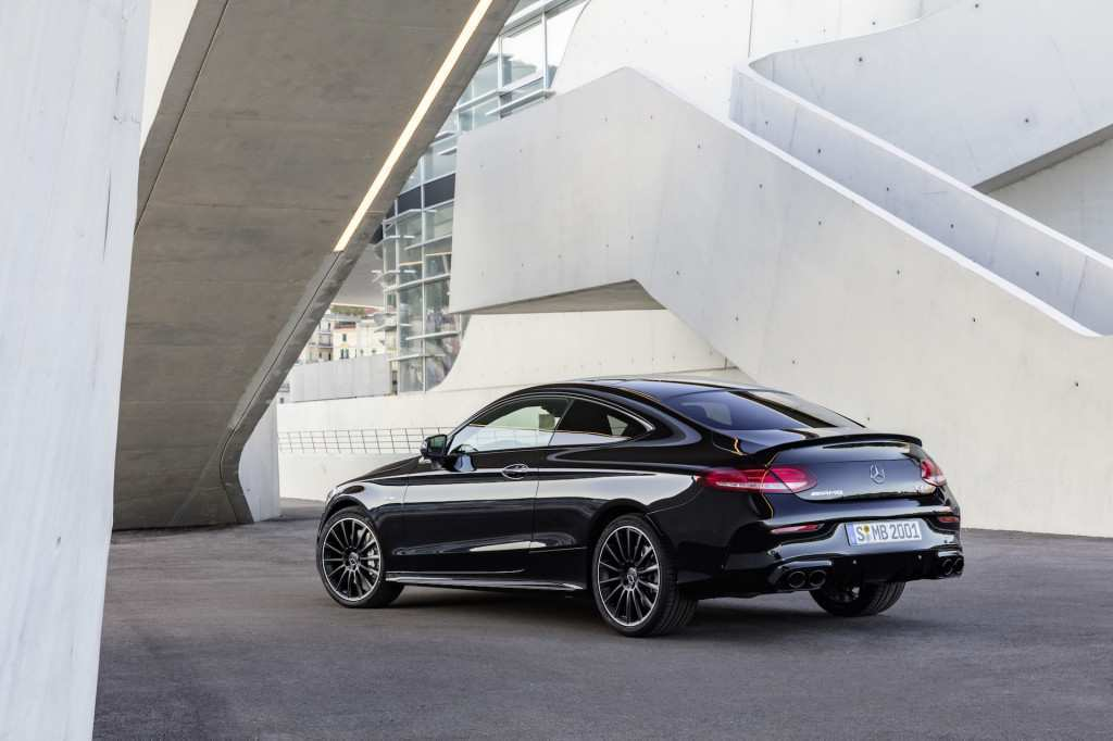 83 New Mercedes C Class Coupe 2019 Research New