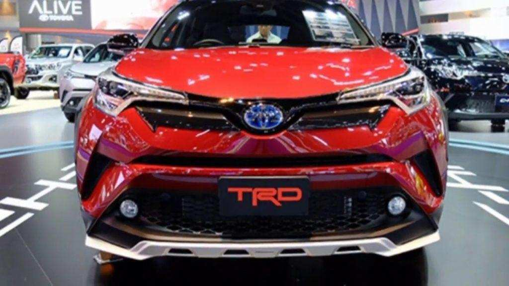 83 New Toyota 2019 Malaysia Concept