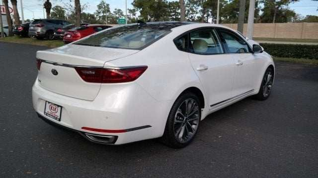 83 The 2019 All Kia Cadenza History