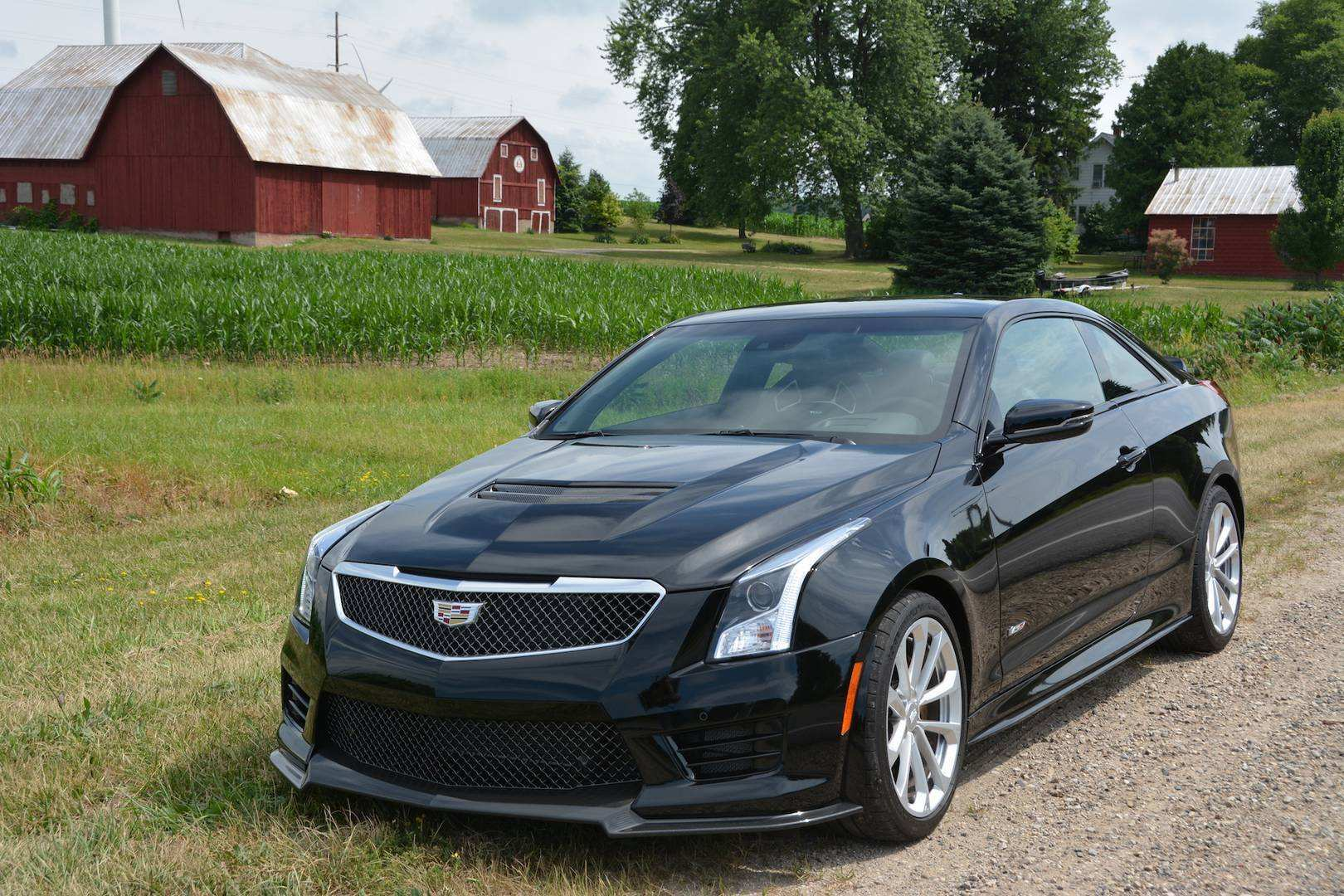 83 The 2019 Cadillac ATS V Coupe Configurations