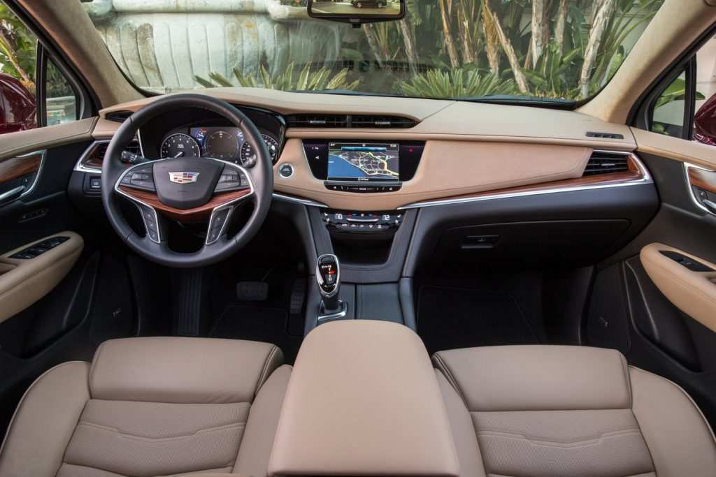 83 The 2019 Cadillac XT5 Price Design And Review