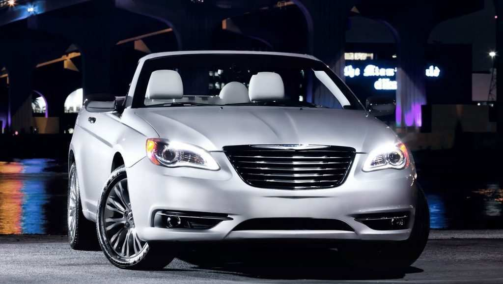 83 The 2019 Chrysler 200 Convertible Price Design And Review