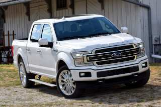 83 The 2019 Ford 150 Wallpaper
