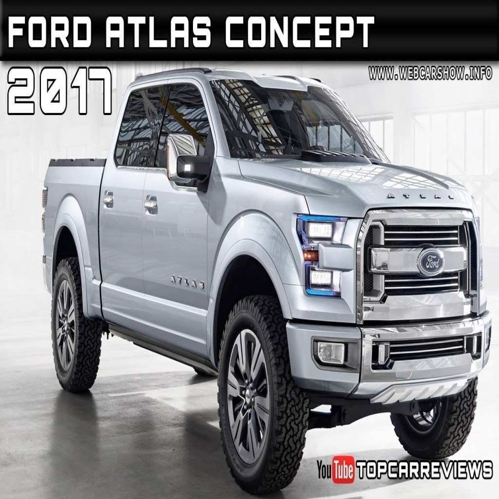 83 The 2019 Ford Atlas Spesification