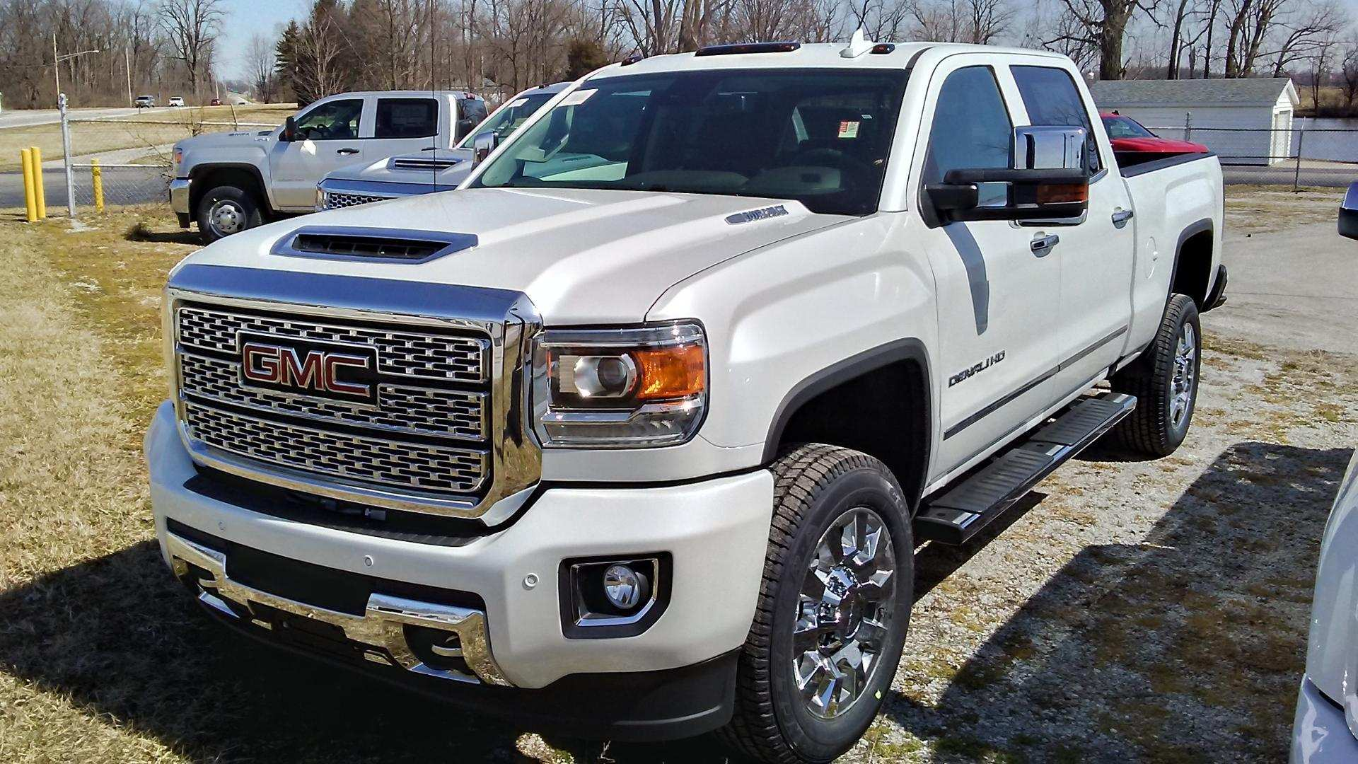 83 The 2019 GMC Sierra Hd Pricing