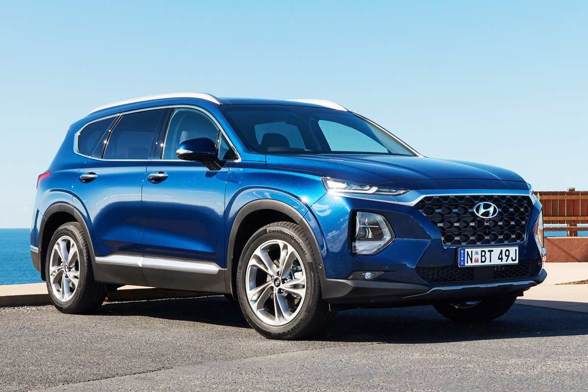 83 The 2019 Hyundai Santa Fe Specs