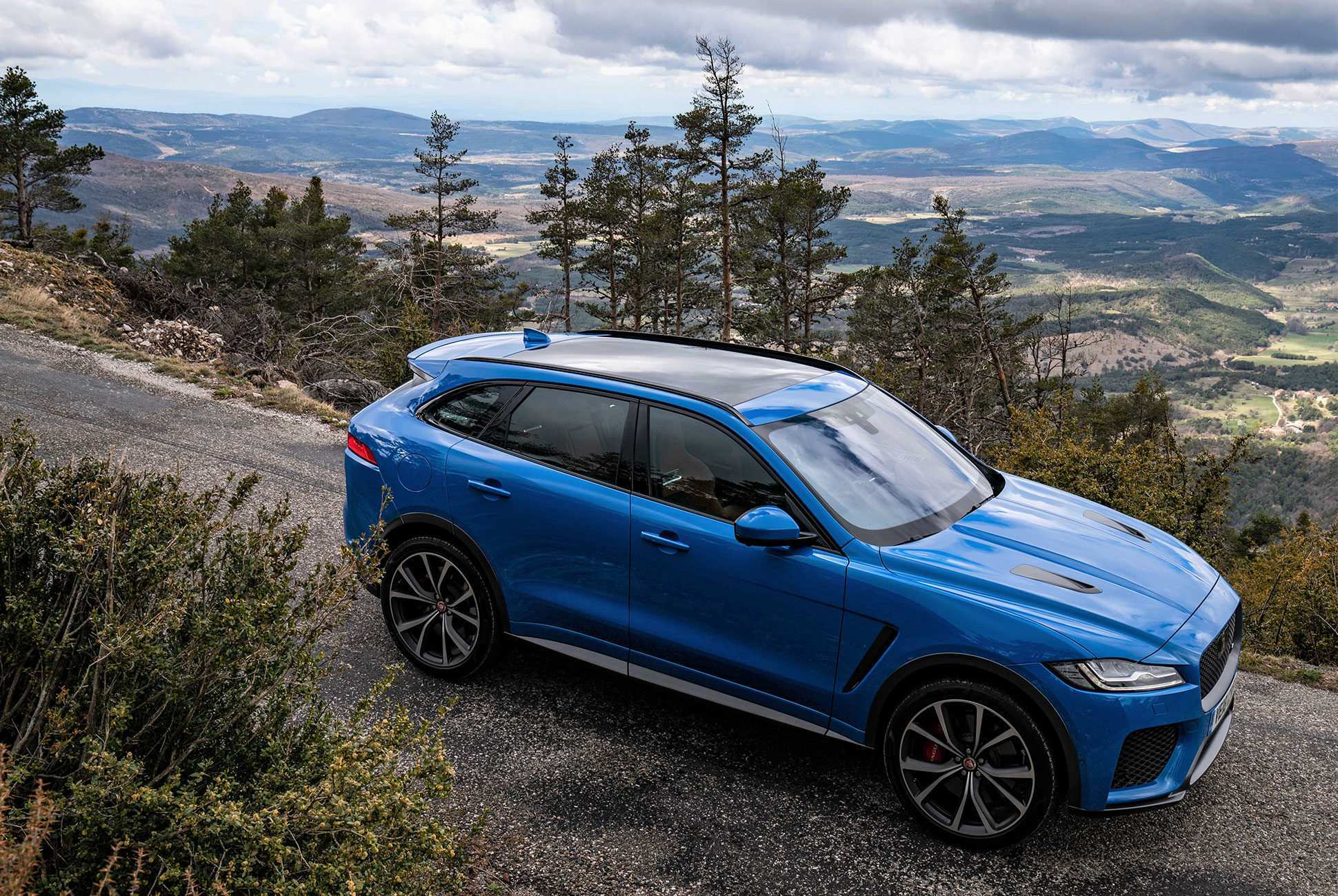 83 The 2019 Jaguar Suv Concept