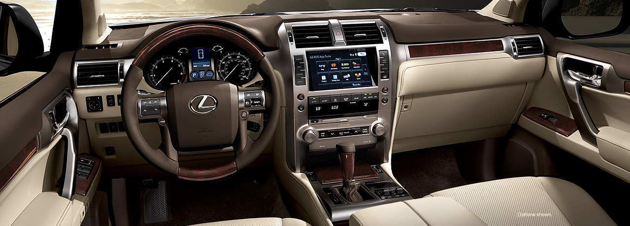 83 The 2019 Lexus Gx470 Spesification