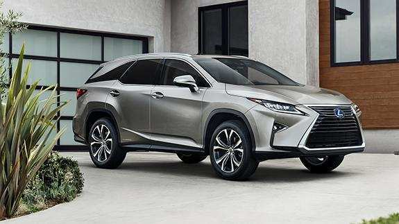 83 The 2019 Lexus RX 350 First Drive