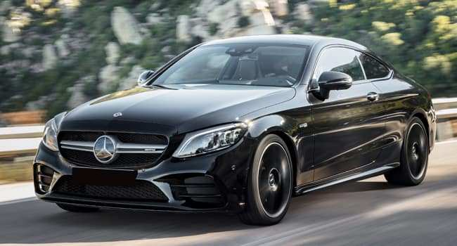 83 The 2019 Mercedes Benz C Class Concept And Review