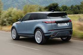 83 The 2019 Range Rover Evoque Xl Model