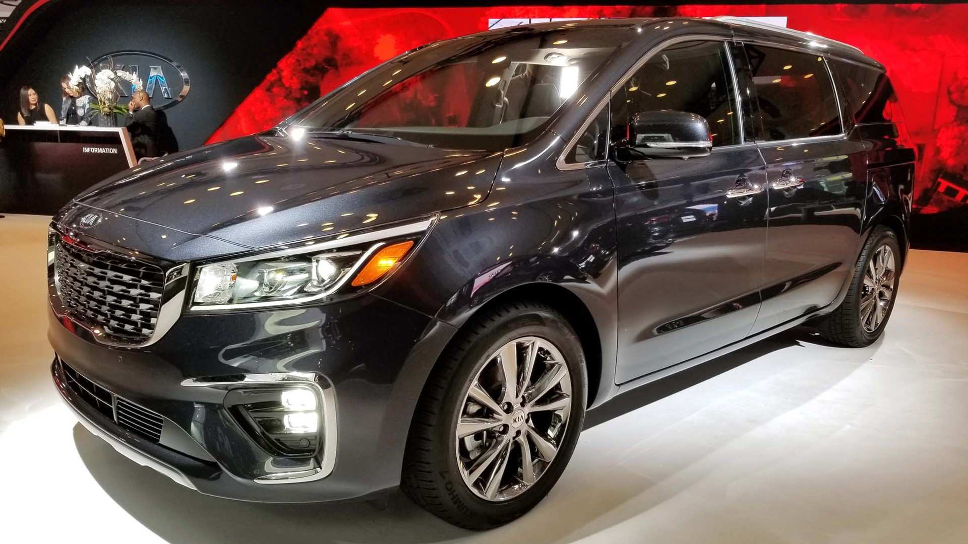 83 The 2019 The All Kia Sedona Performance And New Engine