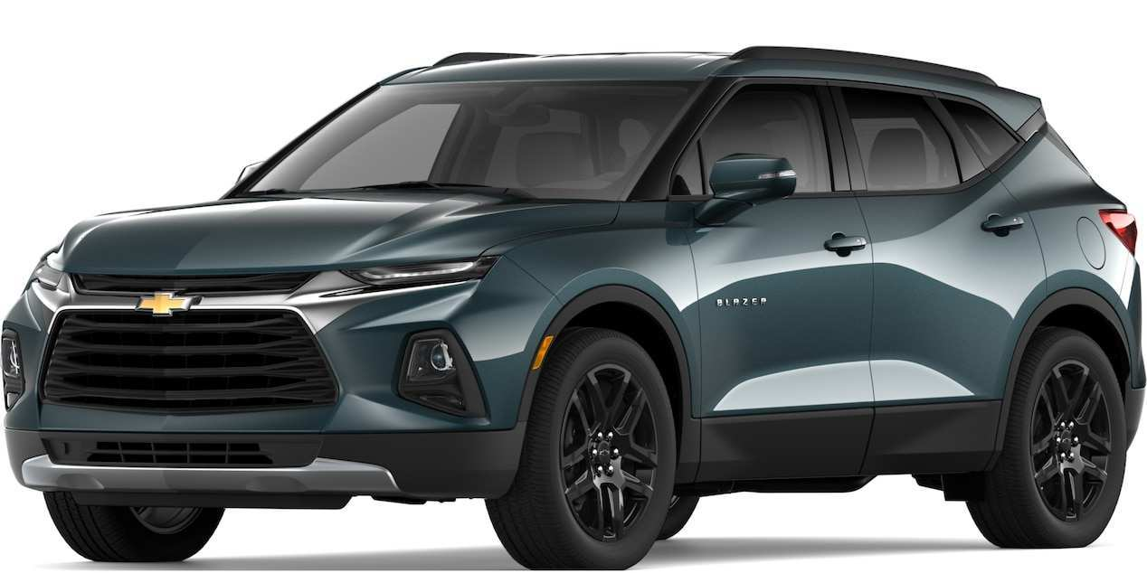 83 The 2019 The Chevy Blazer Redesign And Concept
