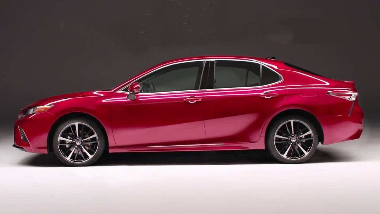 83 The 2019 Toyota Camry Price And Release Date