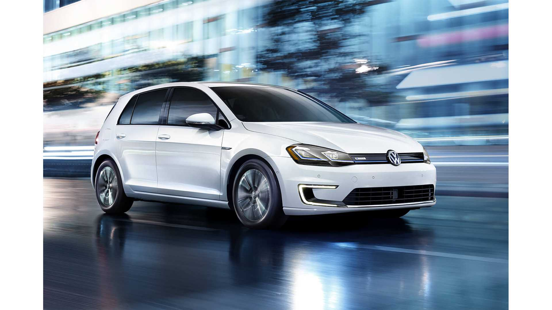 83 The 2019 Vw E Golf Concept And Review