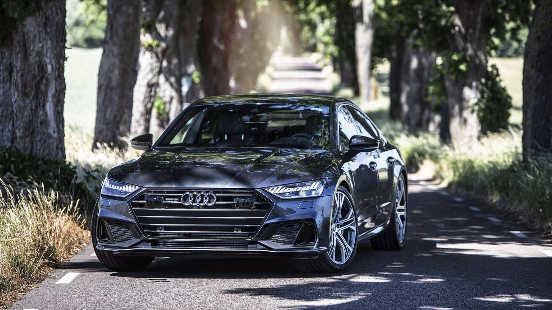 83 The 2020 All Audi A7 Overview