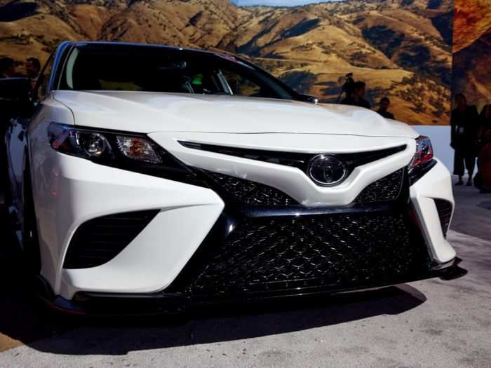 83 The 2020 All Toyota Camry Reviews