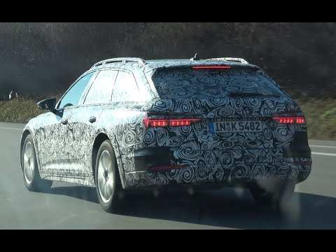 83 The 2020 Audi Allroad Exterior