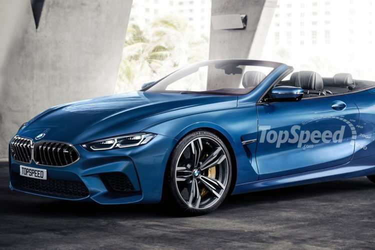 83 The 2020 BMW M8 Rumors