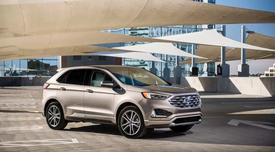 83 The 2020 Ford Edge Research New