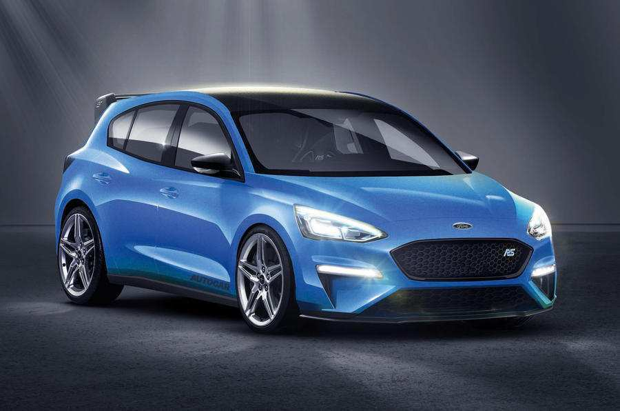 83 The 2020 Ford Focus RS New Concept